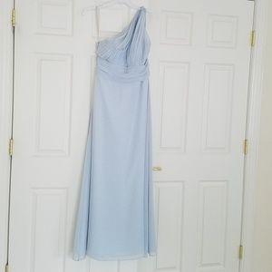 WTOO gown - Light Blue